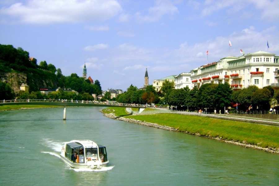 Bus2Alps AG Florence 2 Vienna & Salzburg