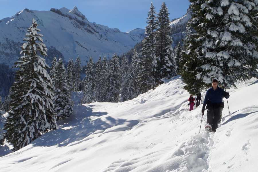Outdoor Interlaken AG Snowshoeing advanced
