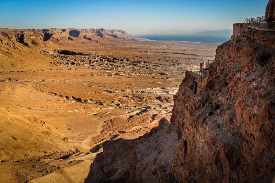 Desert-Pass Free Tour in Masada