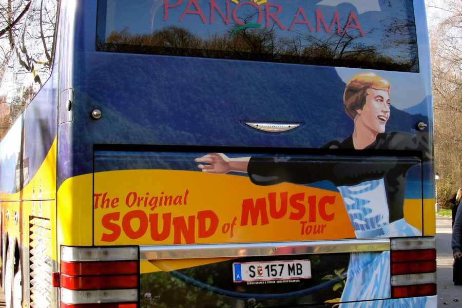 Bus2Alps AG Rome 2 Vienna & Salzburg