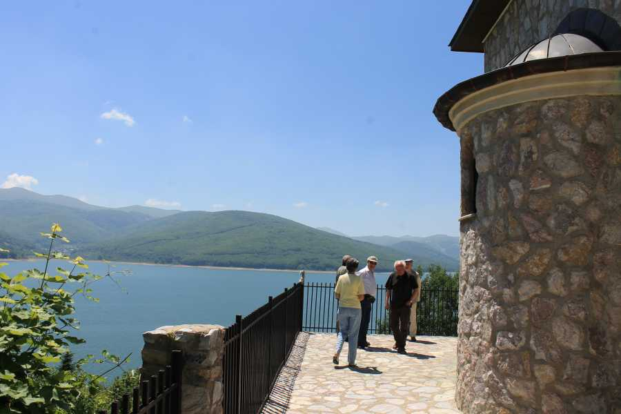 Skopje Daily Tours Sightseeing Transfer from Ohrid  to Skopje Via National Park Mavrovo