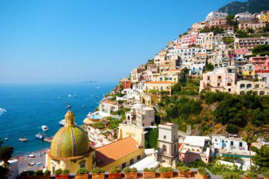 ACCORD Italy Smart Tours & Experiences TOUR PRIVATO INTERA GIORNATA - DA NAPOLI PER COSTA AMALFITANA