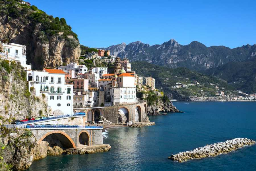 ACCORD Italy Smart Tours & Experiences FROM NAPLES TO THE AMALFI COAST - PRIVATE TOUR