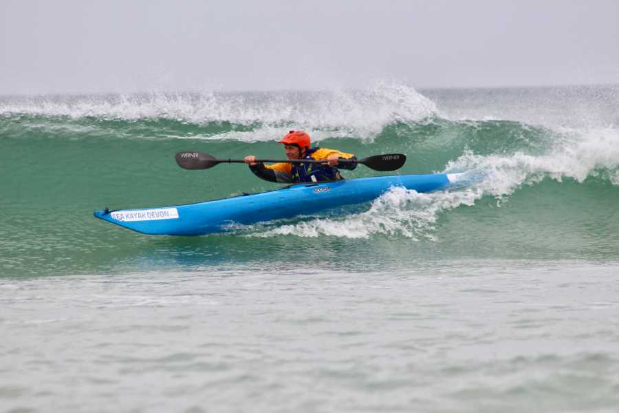 Sea Kayak Devon Ltd Intermediate (5 Day Course)