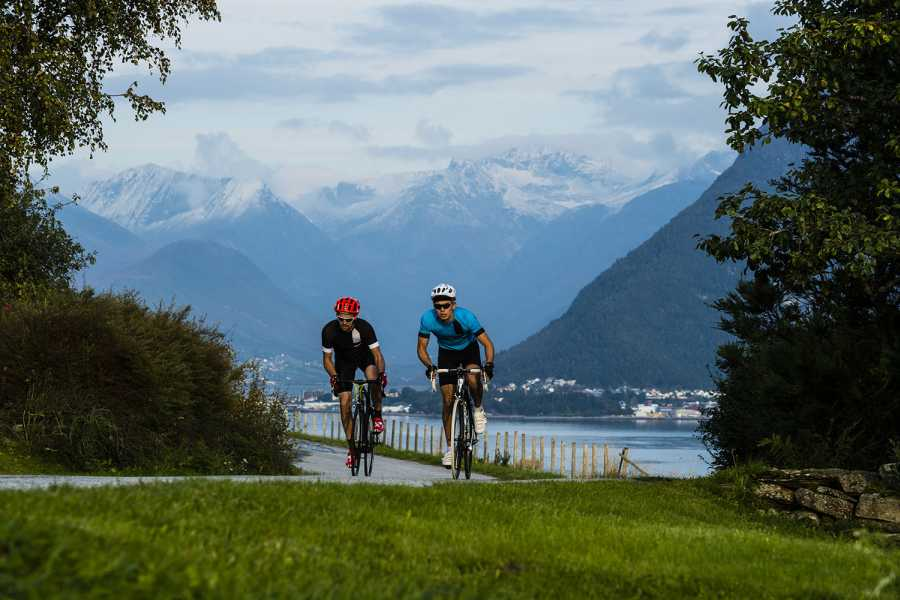 Norway Insight Into the Fjords - Biking