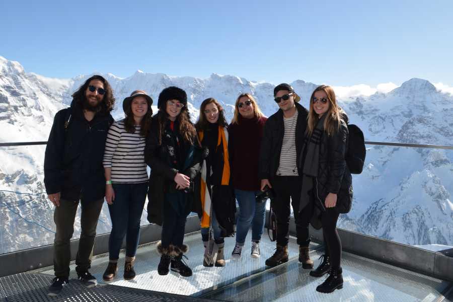 Bus2Alps AG Rome 2 Interlaken Winter