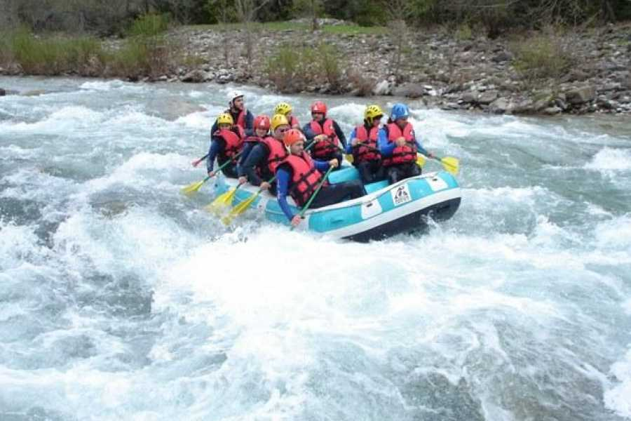 Visit Meteora Half Day Rafting Adventure