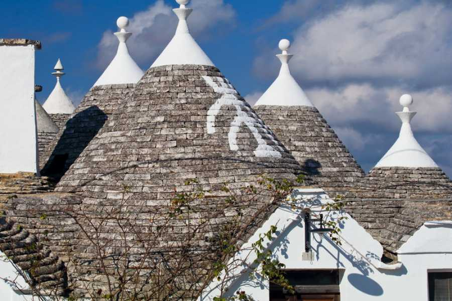 Destination Apulia Tour of Alberobello, cooking class and lunch