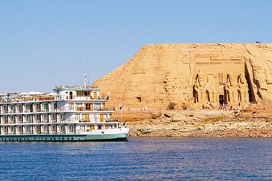 Marsa alam tours 5 Days  Nile Cruise trip  from Hurghada