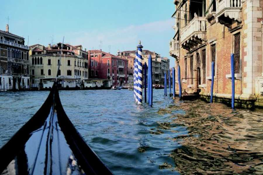 Venice Tours srl From Rialto to Saint Mark on private gondola!