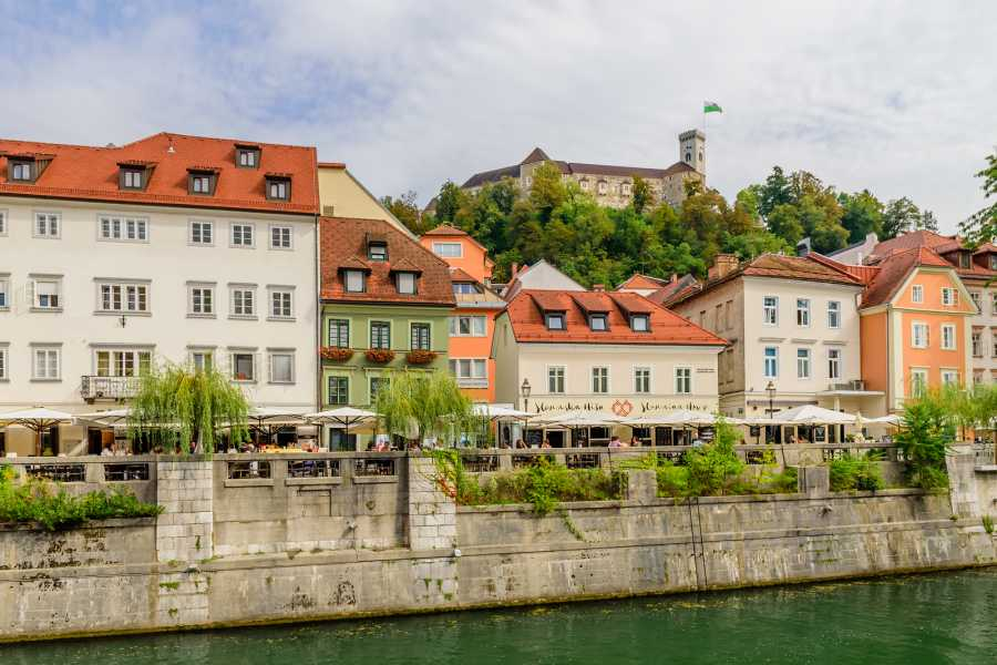 Nature Trips Ljubljana City Break - 4 days 3 nights