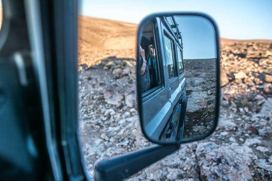Desert-Pass Negev Family Tour Package - 6 Day Desert-Pass