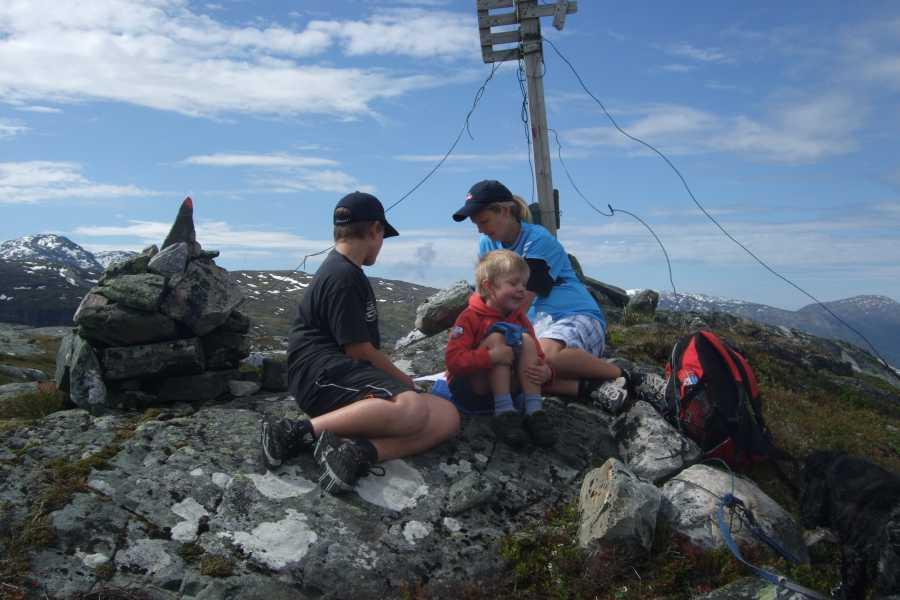Juklafjord -Jondal Tourist Information 4-Langaskarv-Såta