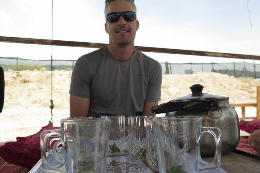 Desert-Pass Bedouin Hospitality Tour