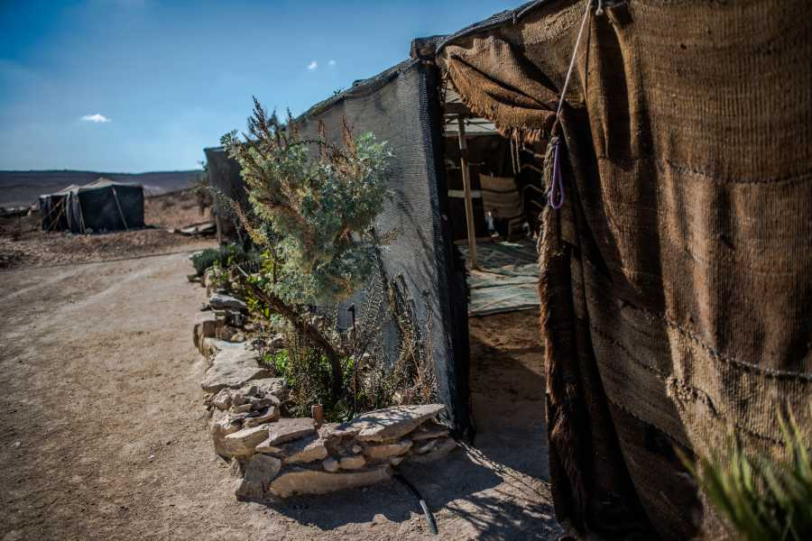 Desert-Pass 3 Day Trek in the Negev Highlands