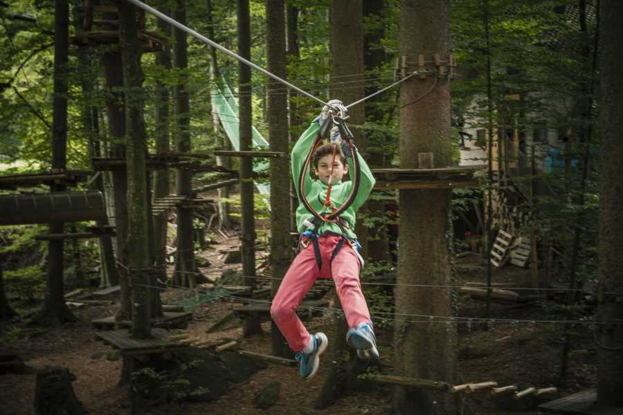 Outdoor Interlaken AG Family Adventure Pass
