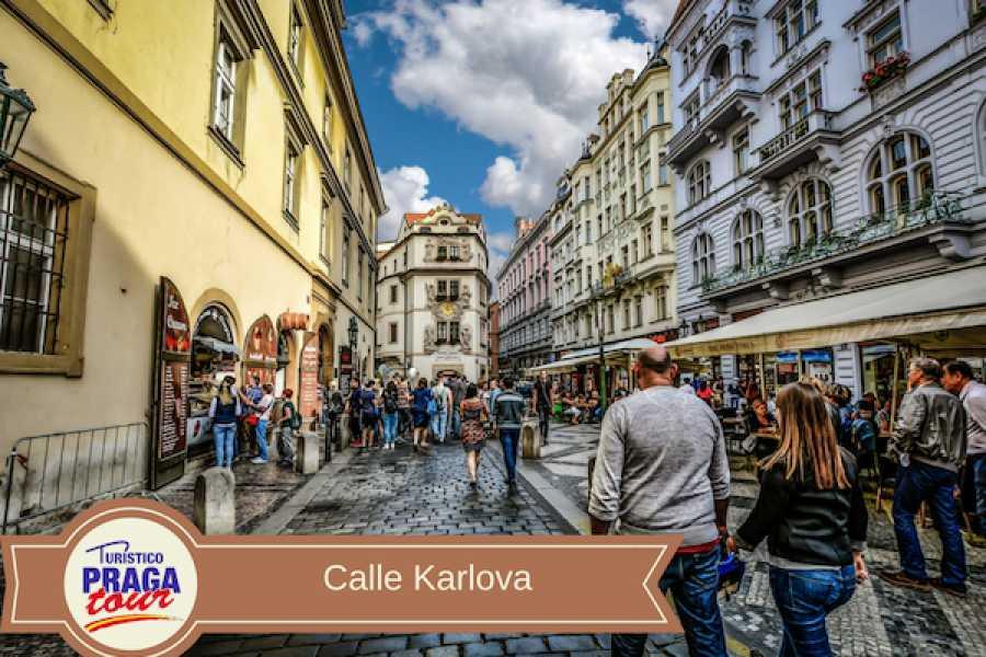 Turistico s.r.o. PRAGA TOUR