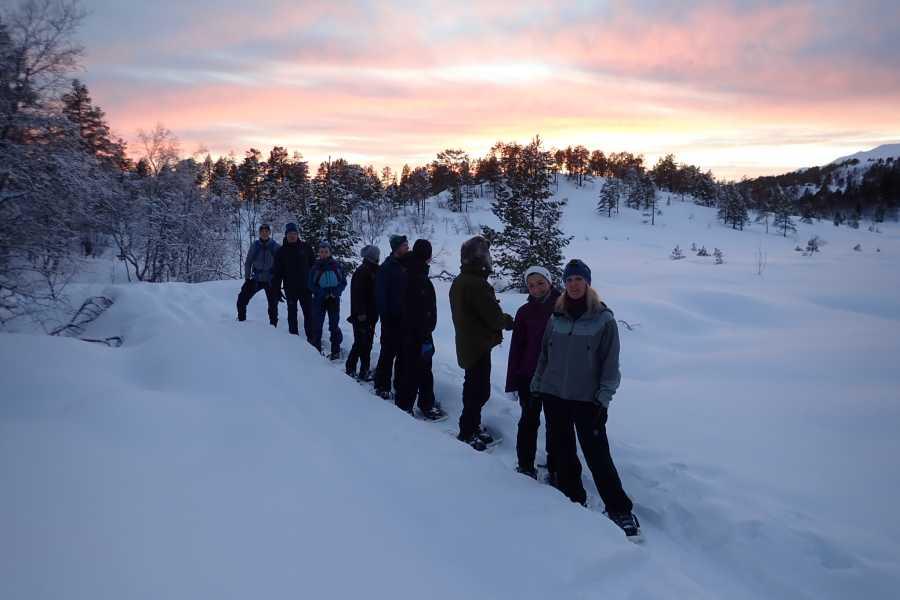 Molde Adventure Center Snowshoes