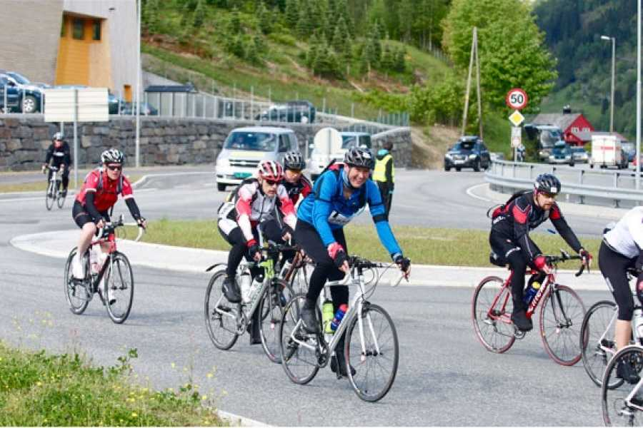 Hardanger Feriesenter AS Fietsverhuur 9