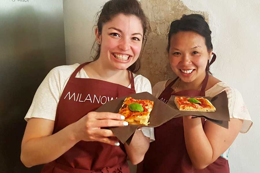 MilanoWow The Art of Making Pizza Professional Cooking Class