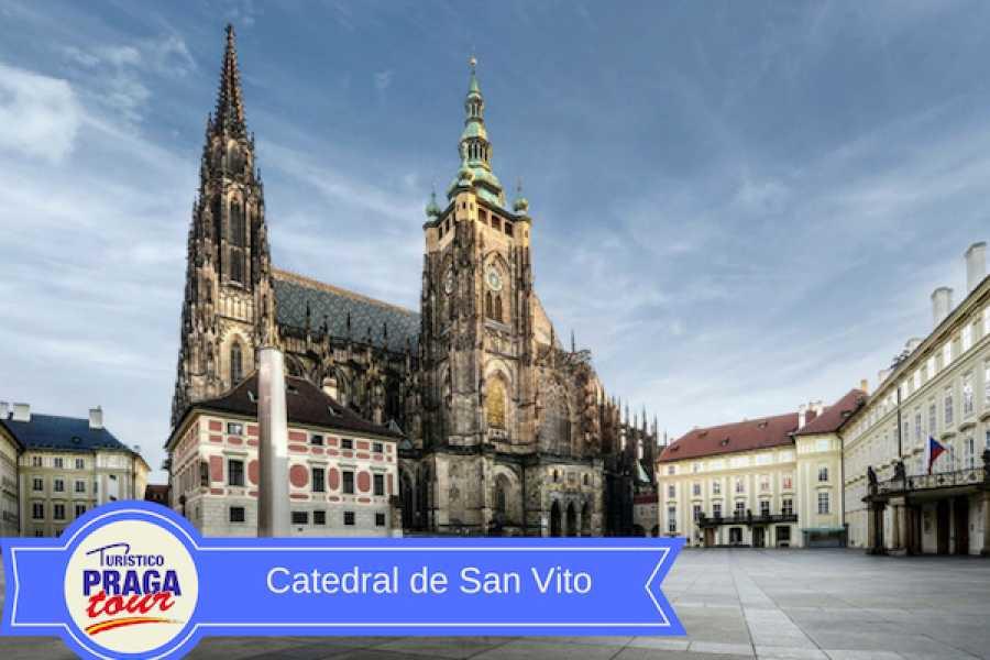 Turistico s.r.o. Tour por el Castillo de Praga