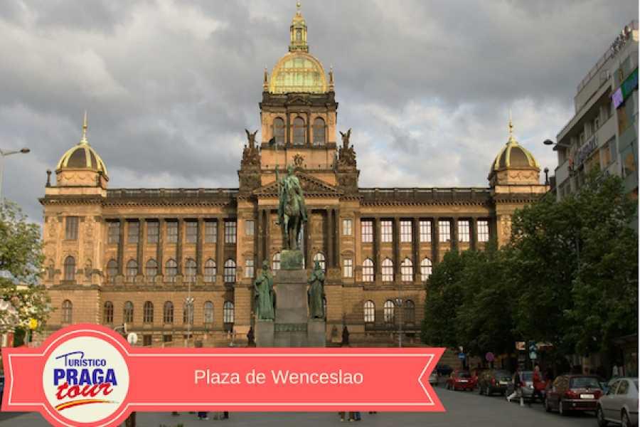 Turistico s.r.o. Tour de Praga al completo