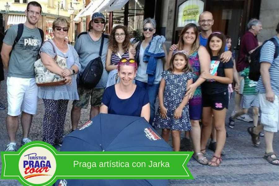 Turistico s.r.o. TOUR AO CASTELO DE PRAGA COM ENTRADAS