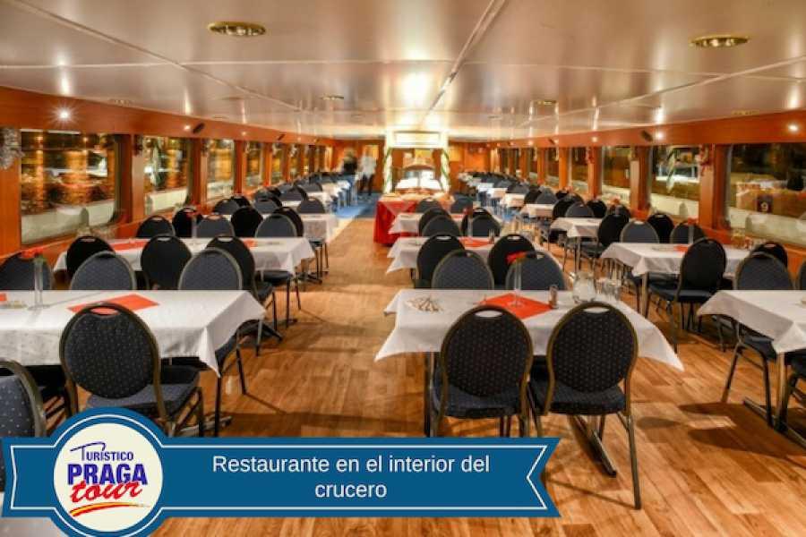 Turistico s.r.o. Crucero de 3 horas con cena