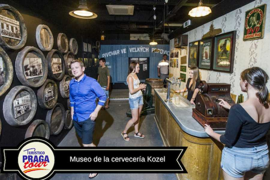 Turistico s.r.o. EXCURSÃO À CERVEJARIA KOZEL A PARTIR DE PRAGA