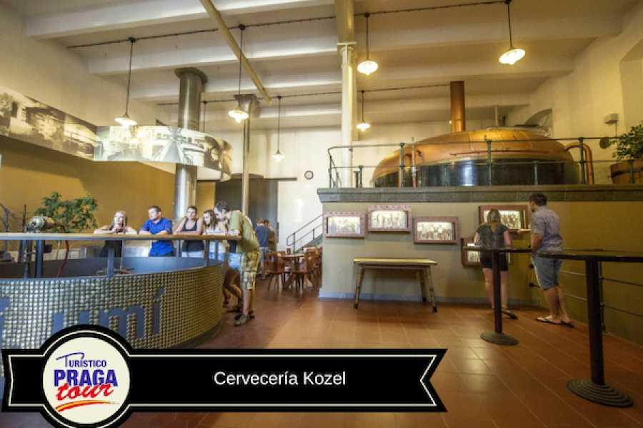 Turistico s.r.o. Excursión a la cervecería Kozel desde Praga