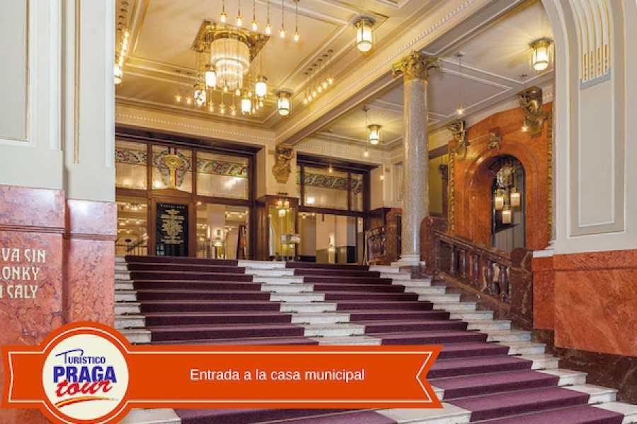 Turistico s.r.o. CONCERTO CLÁSSICO NA CASA MUNICIPAL DE PRAGA