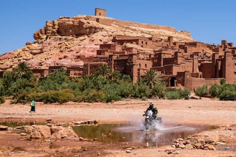 Wheels of Morocco Adventure in Morocco with Billy Biketruck - 5 Days