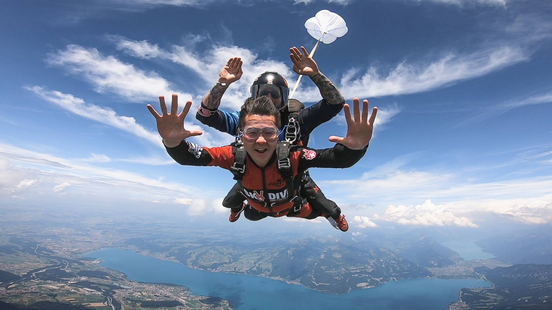 Airplane Skydiving - Paragliding Interlaken