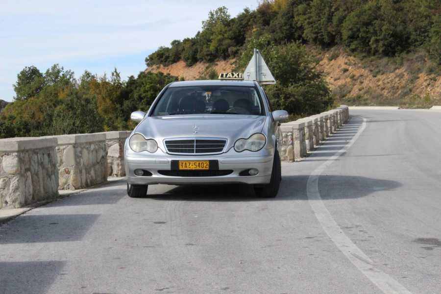 Visit Meteora Igoumenitsa - Meteora Private Transfer