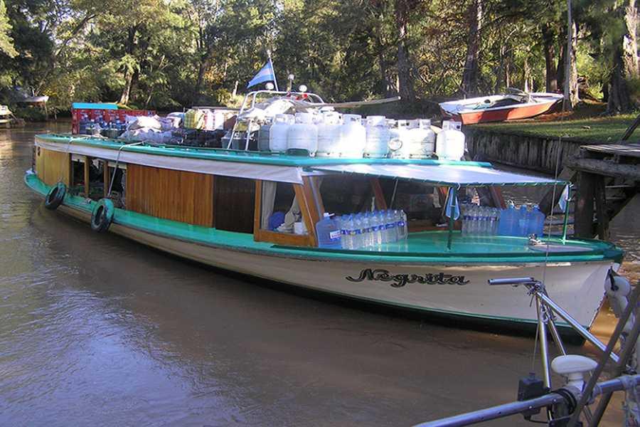 www.buenosairestouring.com TIGRE ET LE DELTA