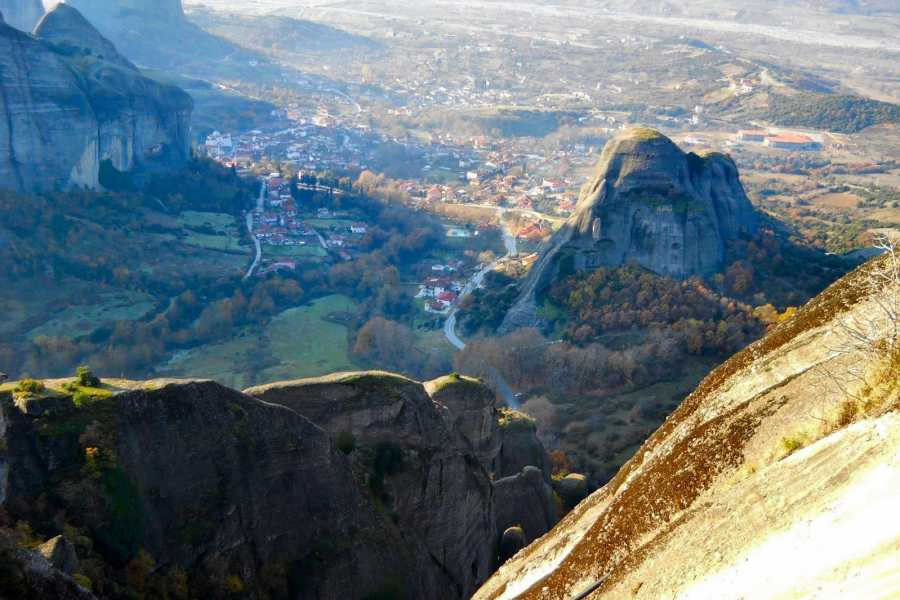 Visit Meteora Hiking and Scramble Tour of Great Saint