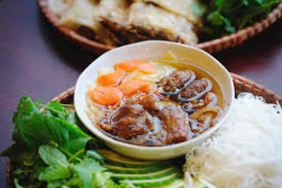 Friends Travel Vietnam Hanoi Cooking Class ( Join in group)