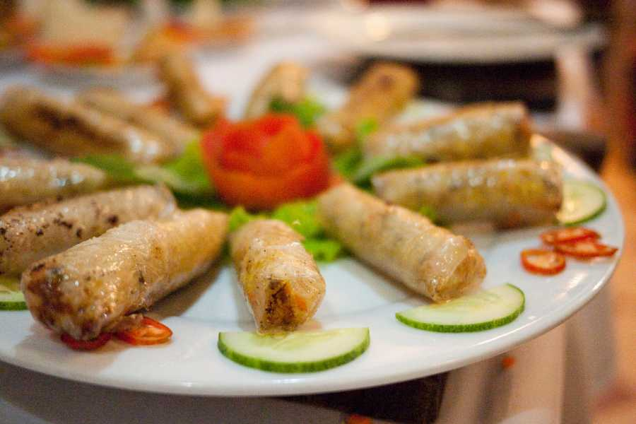 Friends Travel Vietnam Cooking Class at Countryside Restaurant ( Join in)