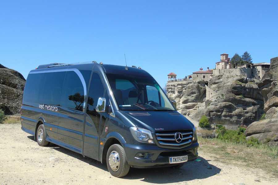Visit Meteora Zagori to Meteora Private Transfer
