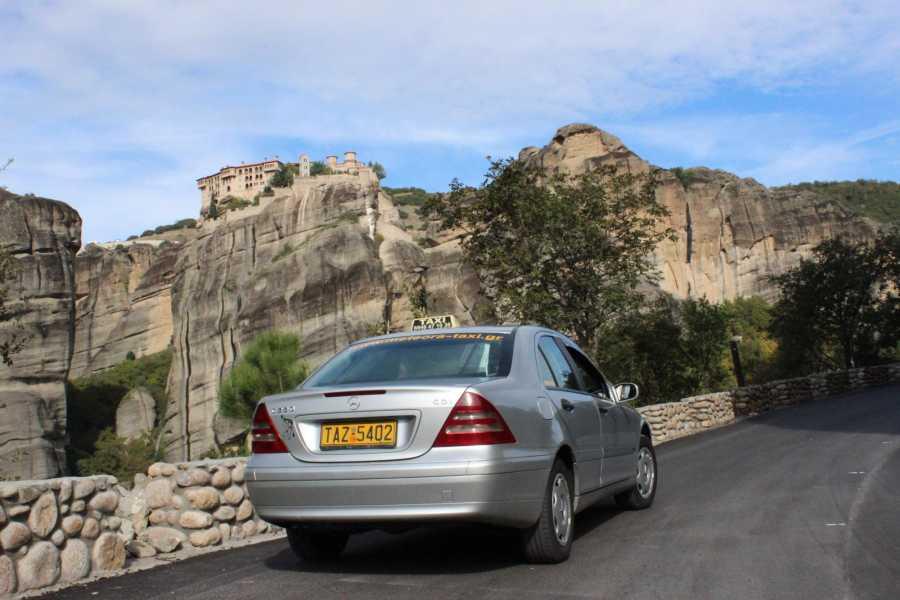 Visit Meteora Meteora - Athens Private Transfer
