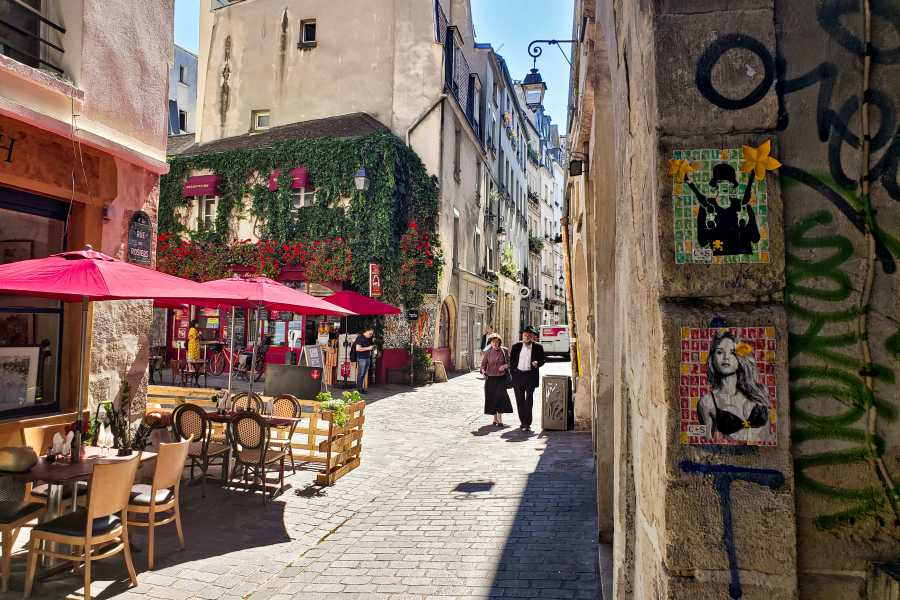 Memories France Hidden treasures of the Marais Kids and Family tour