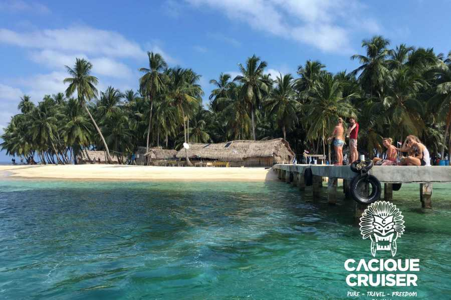 Cacique Cruiser El Tranquilo - San Blas islands trip