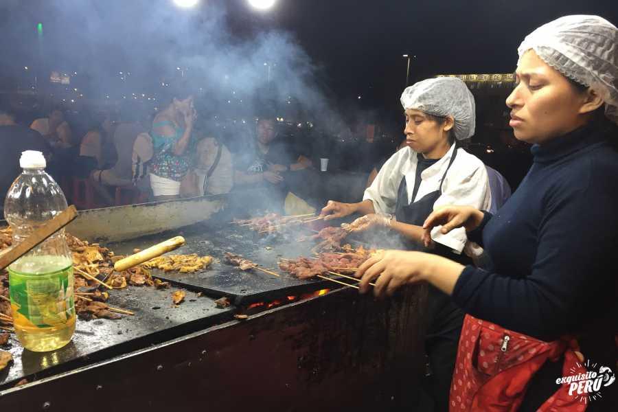 Exquisito Perú Escapade «street food» au centre de Lima