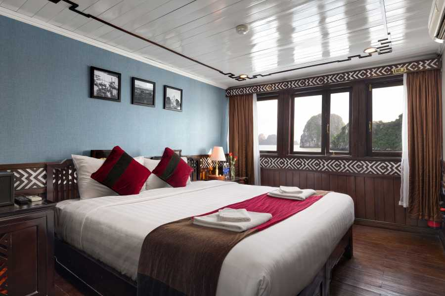 Friends Travel Vietnam Carina Cruise | Halong Bay 3D2N
