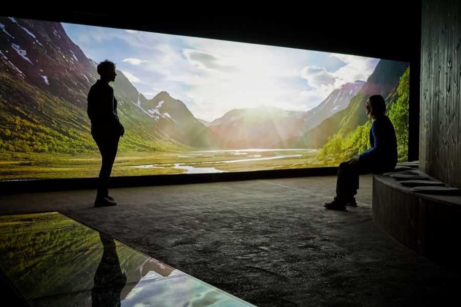 Klimapark 2469 Billett til Norsk fjellsenter i Lom
