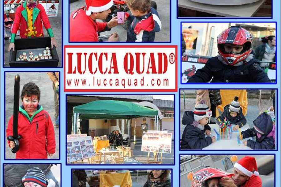 Lucca Adventure Sport Pista Mini Quad: Evento
