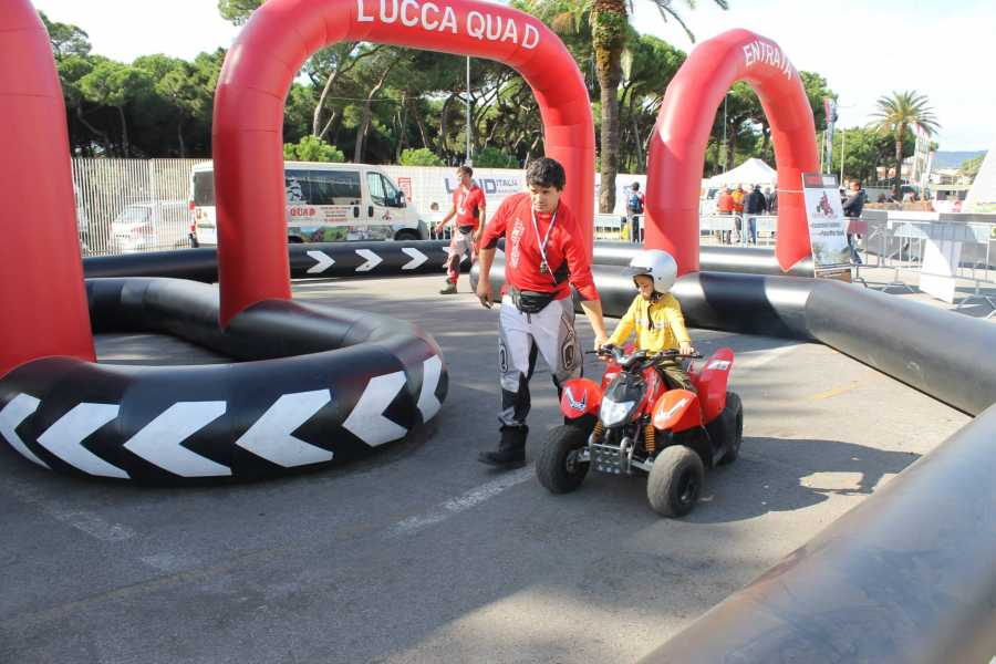 Lucca Adventure Sport Pista Mini Quad