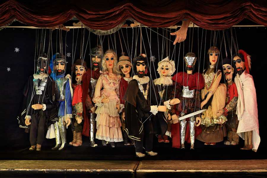 Turistico s.r.o. Espectáculo de marionetas Don Giovanni en Praga