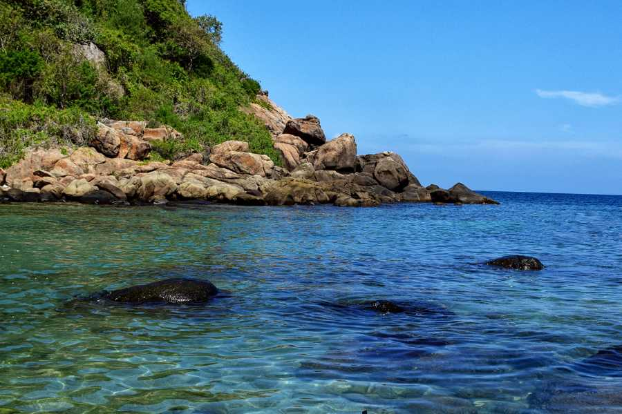 Cinnamon Holidays Private Limited Snorkeling at Pigeon Island - Trinco