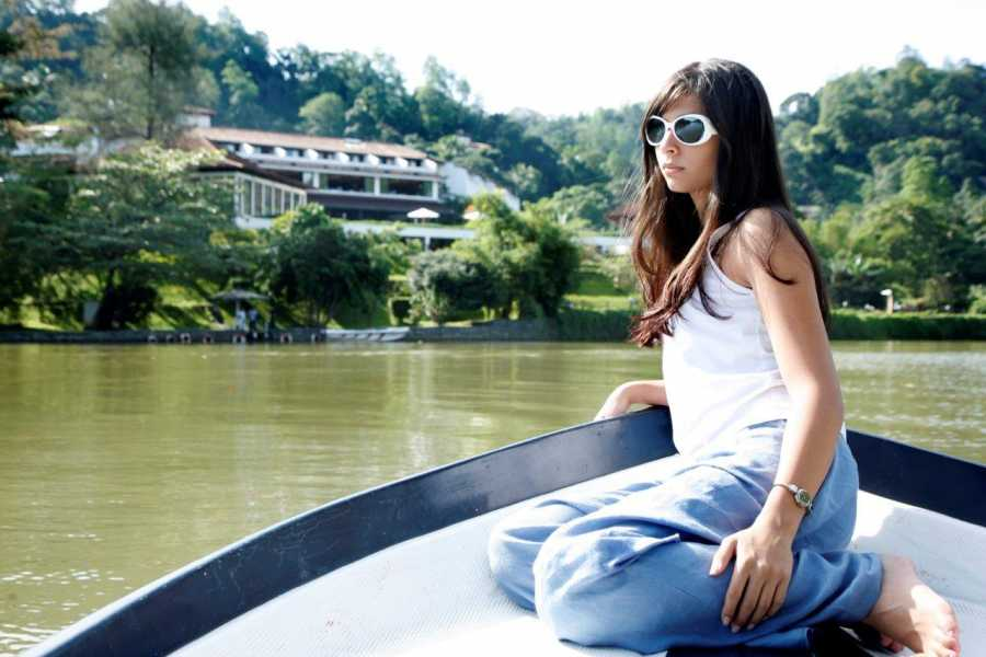 Cinnamon Holidays Private Limited The Magnificent Mahaweli River Boat Ride - Kandy